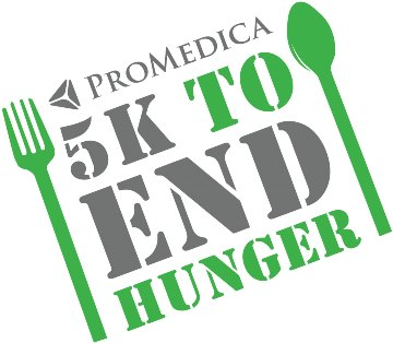 ProMedica 5k to End Hunger logo